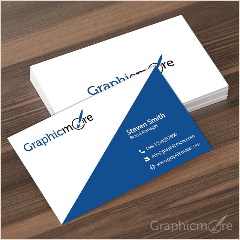 Modern Business Card Templates Free 7 Best Free Modern Business Card Psd Templates Download