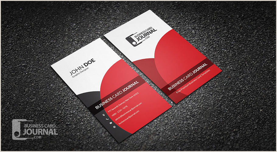 Modern Business Card Templates Free 75 Free Business Card Templates That Are Stunning Beautiful
