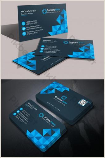 Modern Business Card Templates Free Modern Business Card Templates