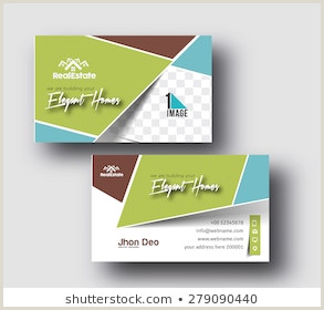 Modern Calling Card Design Calling Card Design Stock S & Vectors