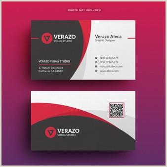 Modern Calling Card Design Calling Card