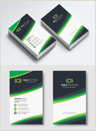 Modern Vertical Business Cards Modern Vertical Business Card Template Image Picture Free