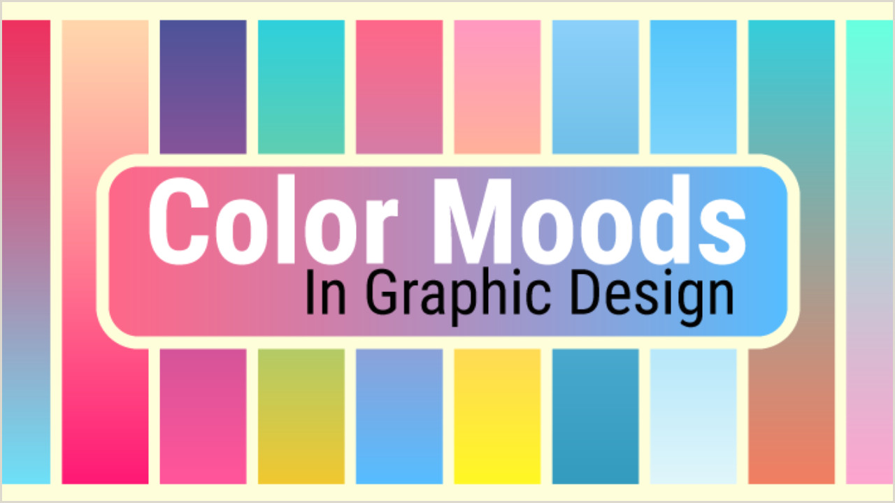 Mood Business Cards Color Moods In Graphic Design