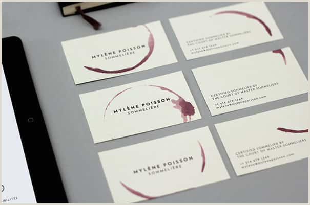 Most Unique Titles On Business Cards 40 Cool Business Card Ideas That Will Get You Noticed