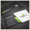 My Professional Business Cards Free Clean & Professional Corporate Business Card Design