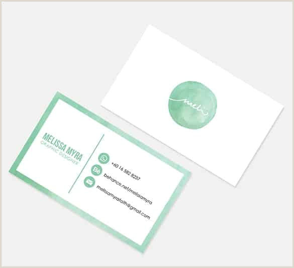 Name Card Templates 21 Free Name Card Template Word Excel Formats
