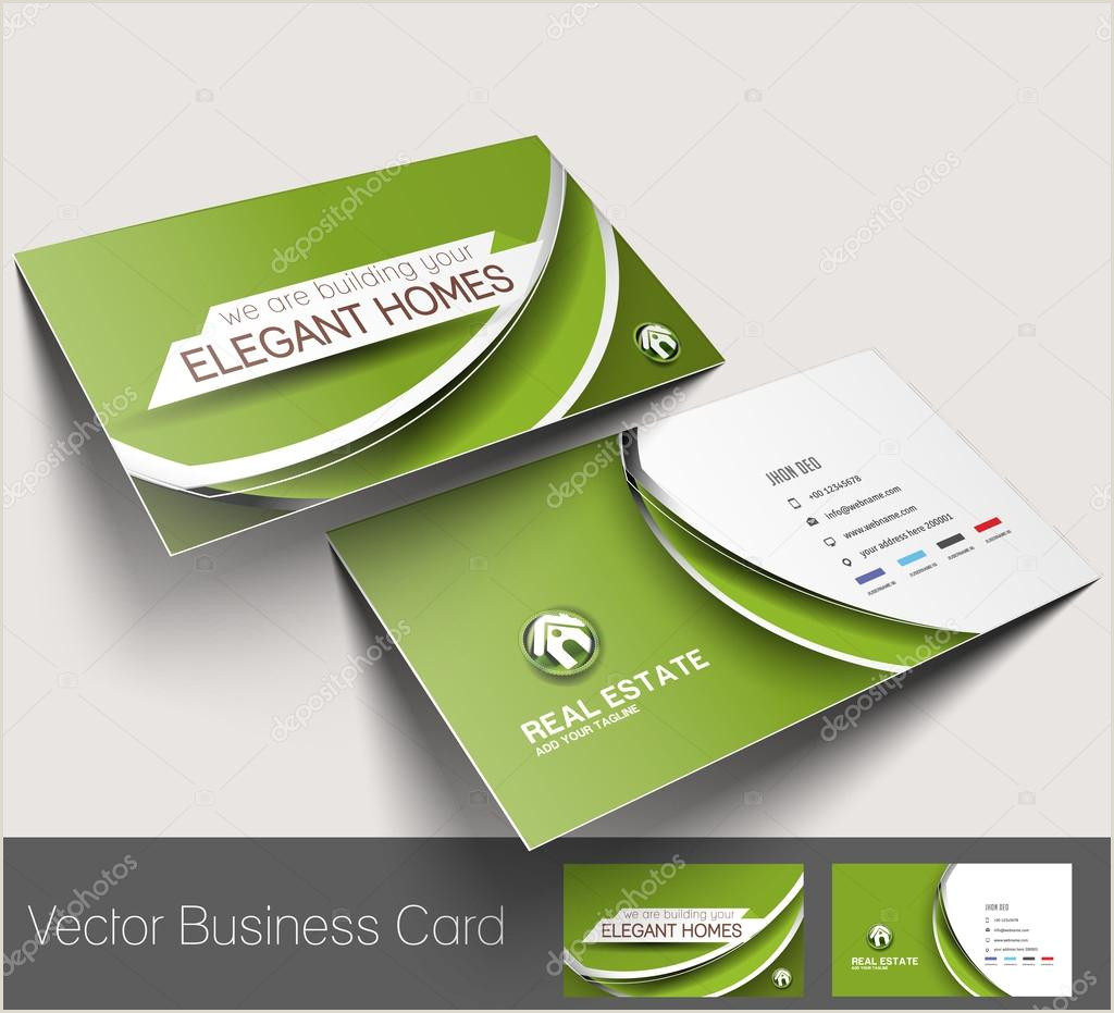 Name Card Templates ᐈ Simple Name Card Design Royalty Free Name Card Vectors