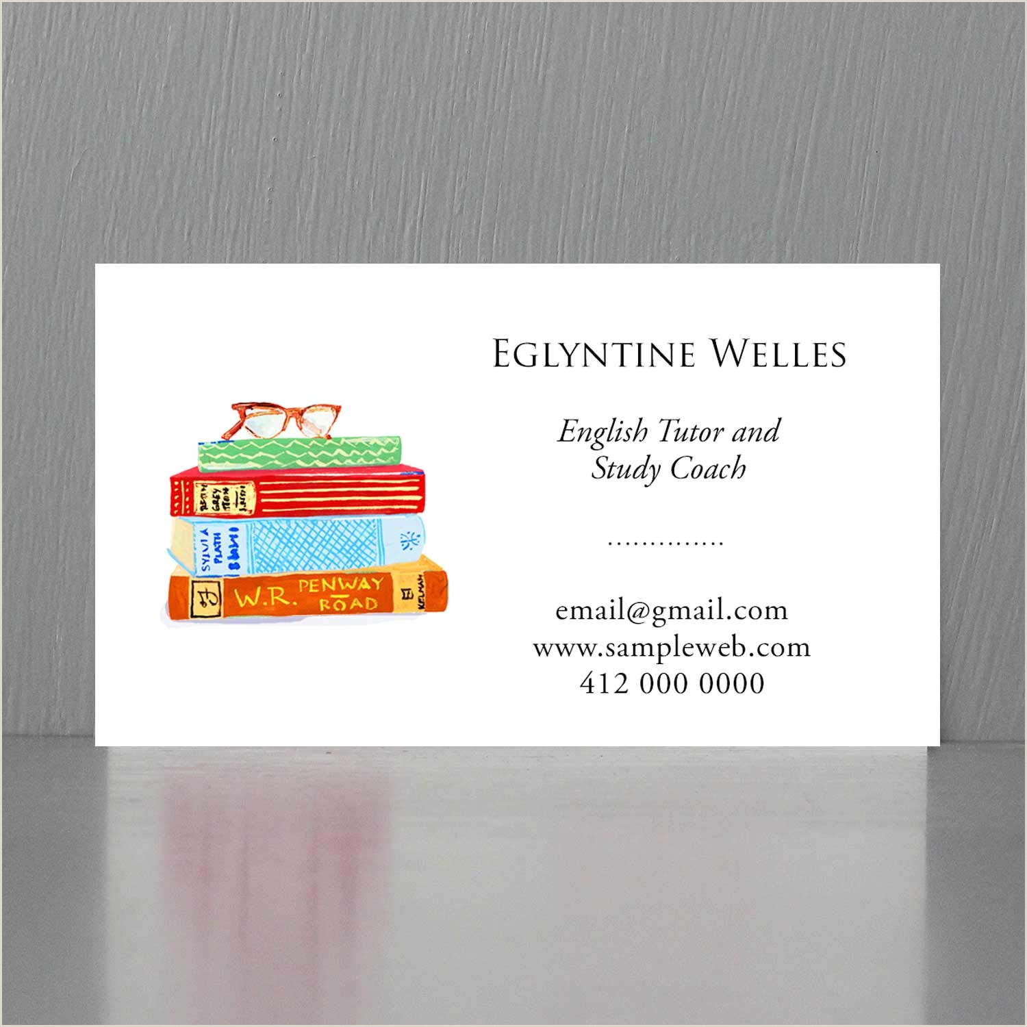 Nancy Nikko Unique Business Cards Amazon Nancy Nikko Business Cards