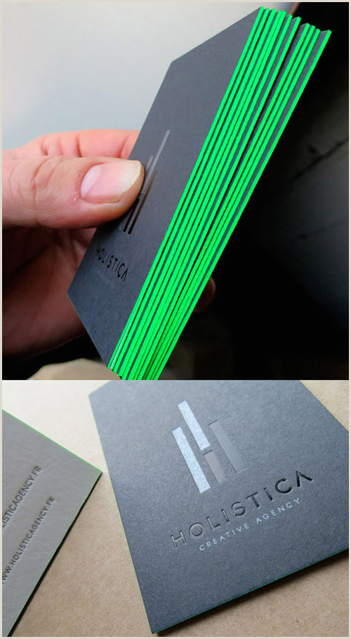 Neon Green Business Cards A Collection Attention Grabbing Neon Business Cards
