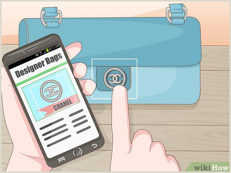New Green Card Design 2020 3 Ways To Tell If A Designer Bag Is Fake Wikihow