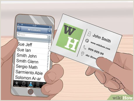 Nice Looking Business Cards How To Manage Numbers Of Business Cards Effectively