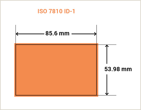 Normal Size Of Business Card The Ultimate Design Guide To Standard Business Card Sizes