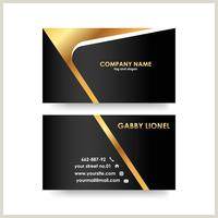 One Sided Business Card Designs Business Card E Side Templates Free Vector Art 137 733