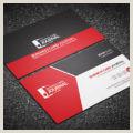 Online Business Card Template Free Modern Web Developer Business Card Template