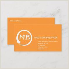 Own Business Cards 100 Plain Monogram Business Cards Ideas