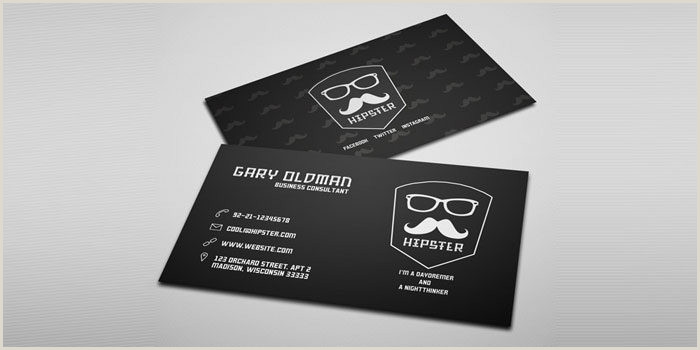 Own Business Cards Free Business Card Templates You Can Today