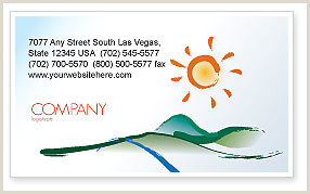 Painting Business Card Ideas Painting Business Card Templates In Microsoft Word