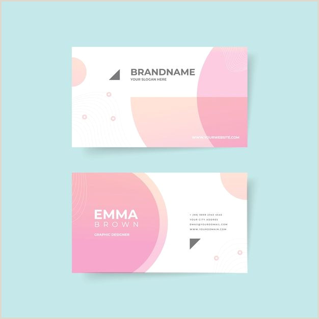 Pastel Business Cards Download Pastel Gra Nt Business Cards For Free In 2020