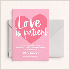 Pastel Business Cards Wedding Stationery