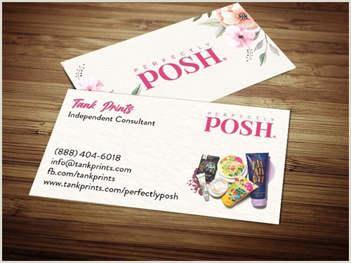 Perfectly Posh Business Card Ideas Perfectly Posh Business Cards Tank Prints