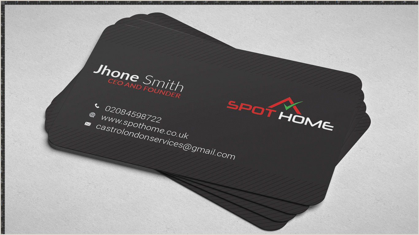 Personal Business Cards Business Card Design Personal Design