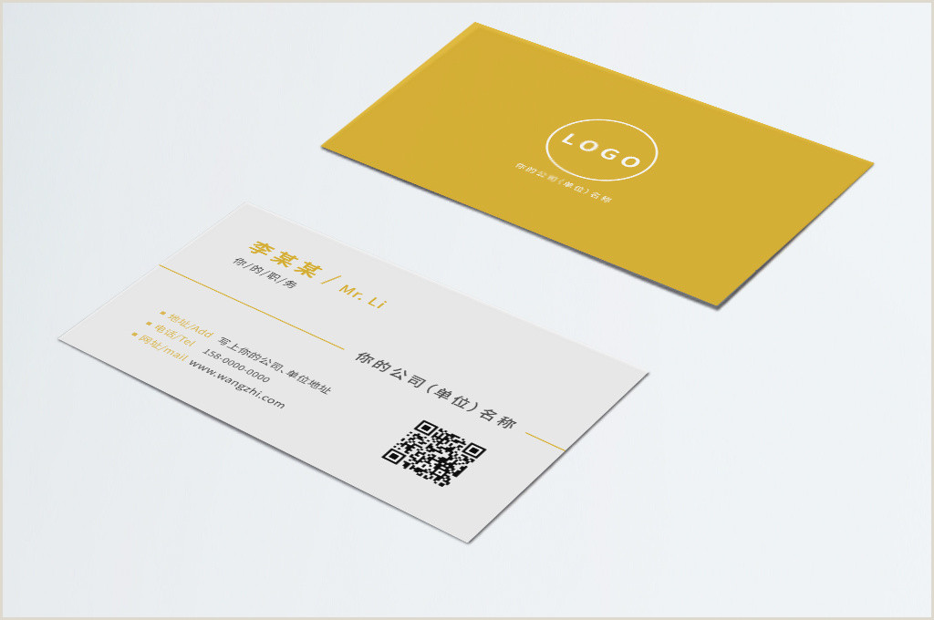 Personal Business Cards Design Personal Business Card Design Hd Photos Free