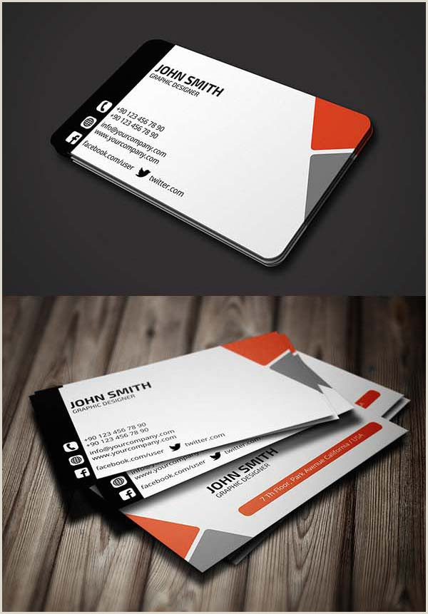 Personal Business Cards Examples 36 Modern Business Cards Examples For Inspiration