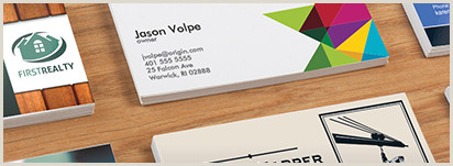 Personal Business Cards Online Business Card Printing Design & Print Business Card Line