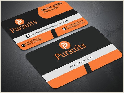 Personal Business Cards Personal Business Card Designs Themes Templates And