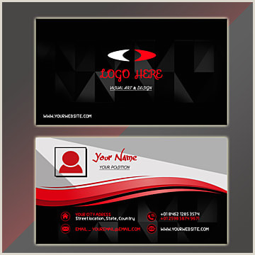 Personal Business Cards With Photo Personalized Business Cards Png