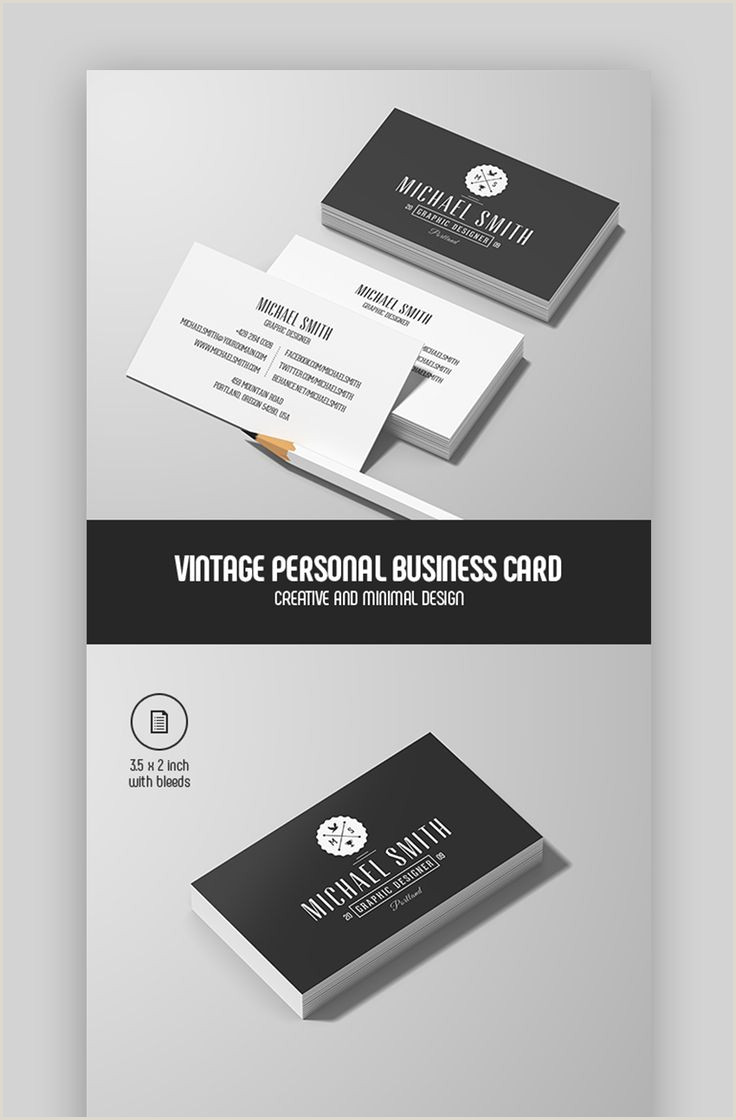 Personal Cards Designs The Exciting 003 Personal Business Card Templates Gr7