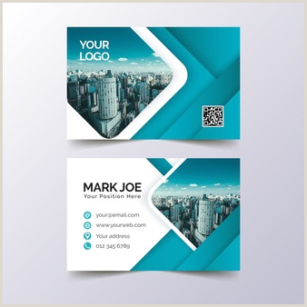 Personal Visiting Card Personal Card