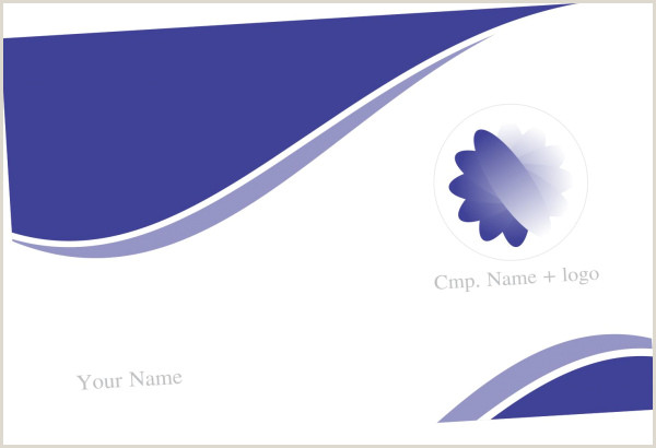 Personal Visiting Card Visiting Card Free Vector In Adobe Illustrator Ai