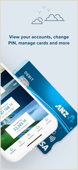 Phone Symbol For Business Card Anz Gomoney New Zealand On The App Store