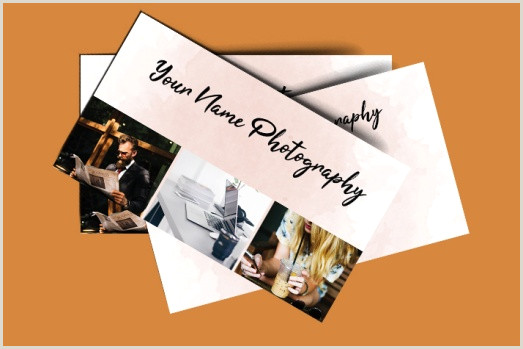 Photo Business Cards Online 18 Best Free Graphy Business Card Templates