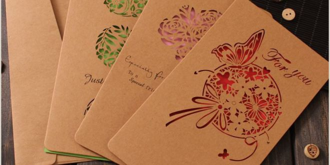Photo Business Cards Online wholesale Best Business Cards Kraft Paper for Single S Day