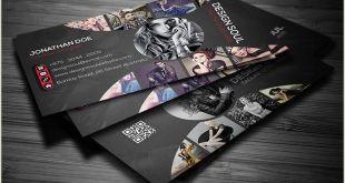 Photographer Business Card Ideas 40 Graphy Business Card Templates
