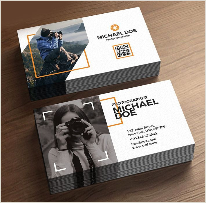 Photography Business Cards Examples 500 Business Cards Ideas In 2020