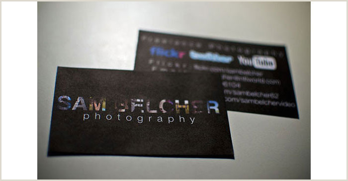 Photography Business Cards Samples Creative Graphy Business Cards 31 Examples