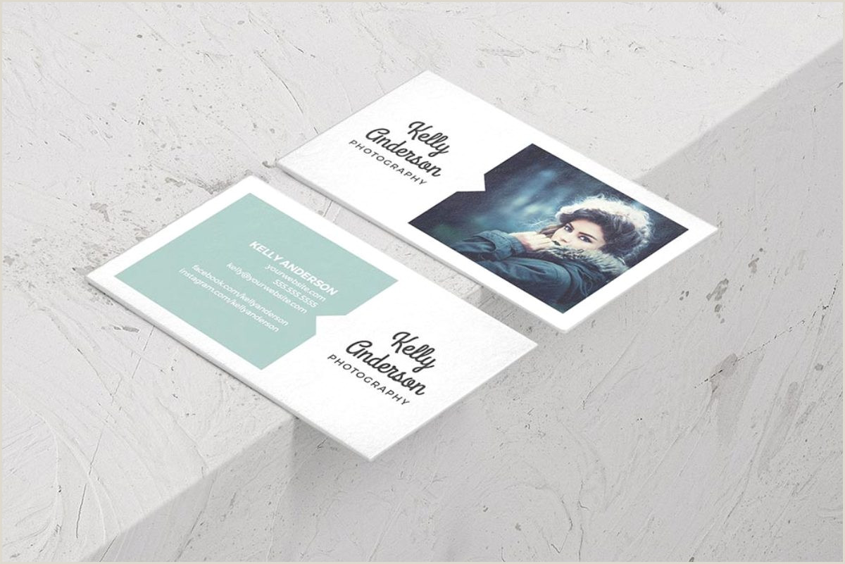 Photography Sayings For Business Cards 40 Graphy Business Card Templates