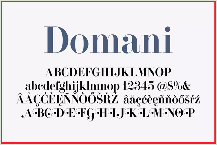 Popular Fonts For Business Cards What Is The Best Font For Your Business Card 5