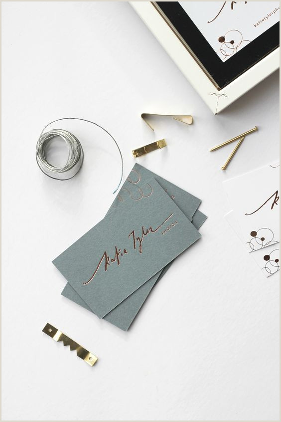Presentation Cards Design Luxury Business Cards For A Memorable First Impression