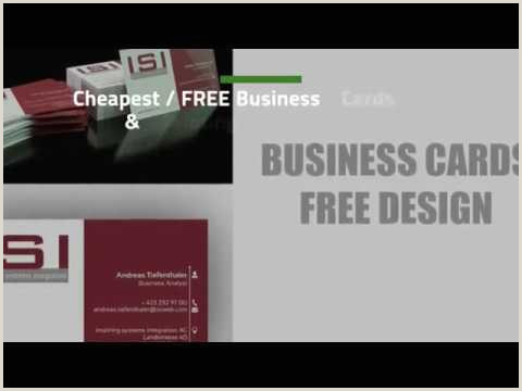 Print Cheap Business Cards Cheapest Free Business Cards Design & Printing At
