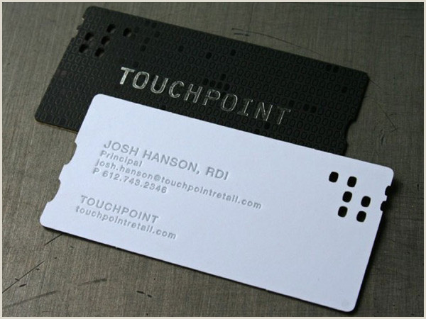 Professional And Unique Business Cards 40 Stunningly Professional Business Cards