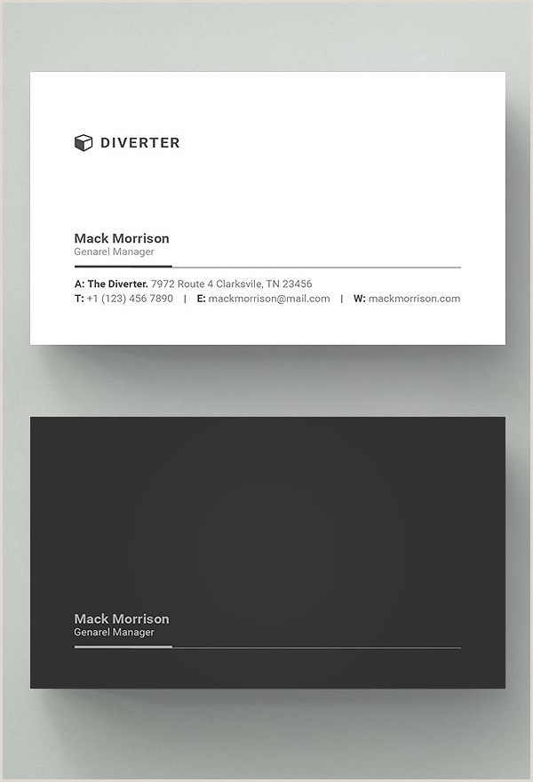 Professional Business Card Layout 80 Best Of 2017 Business Card Designs Design