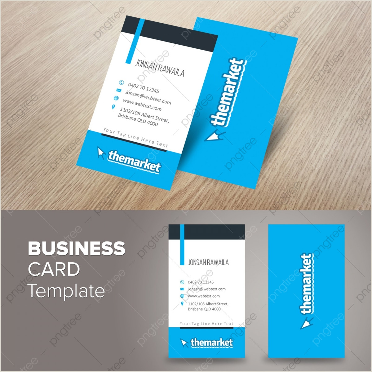 Professional Business Card Professional Business Card Png