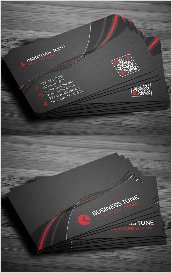 Professional Business Card Template 27 New Professional Business Card Psd Templates