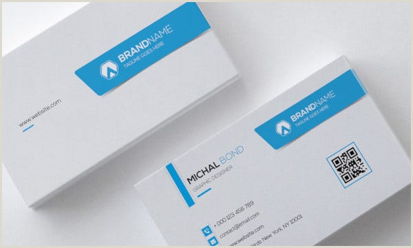 Professional Business Card Template 39 Professional Business Card Templates Pages Psd Word