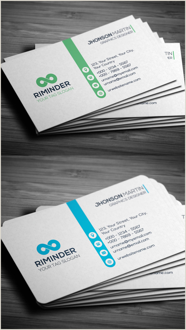 Professional Business Cards 25 Professional Business Cards Template Designs