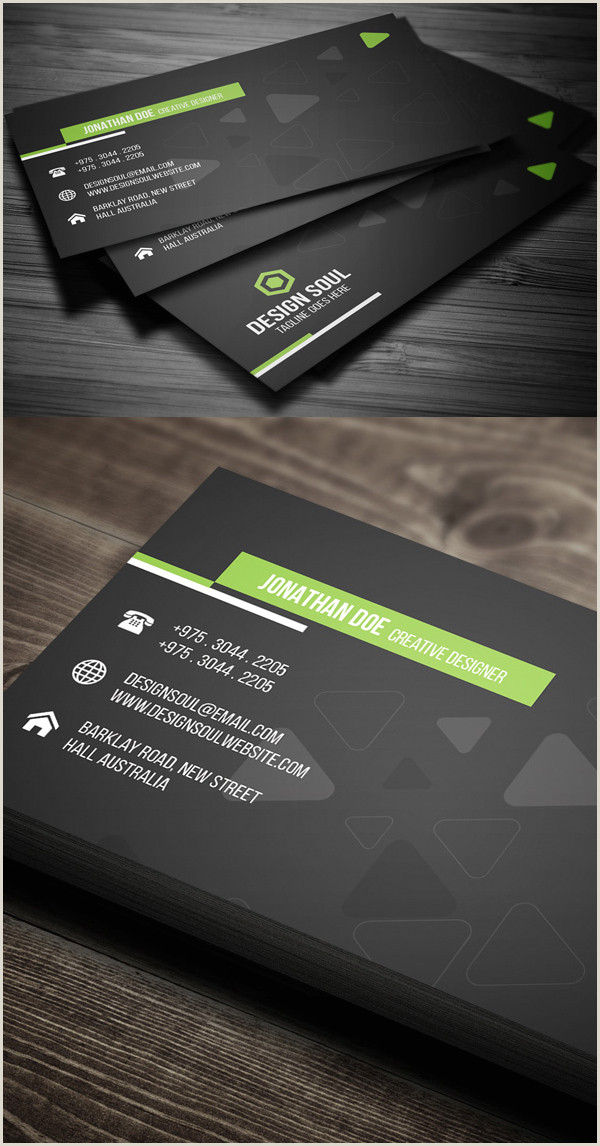 Professional Business Cards Template 25 Professional Business Cards Template Designs